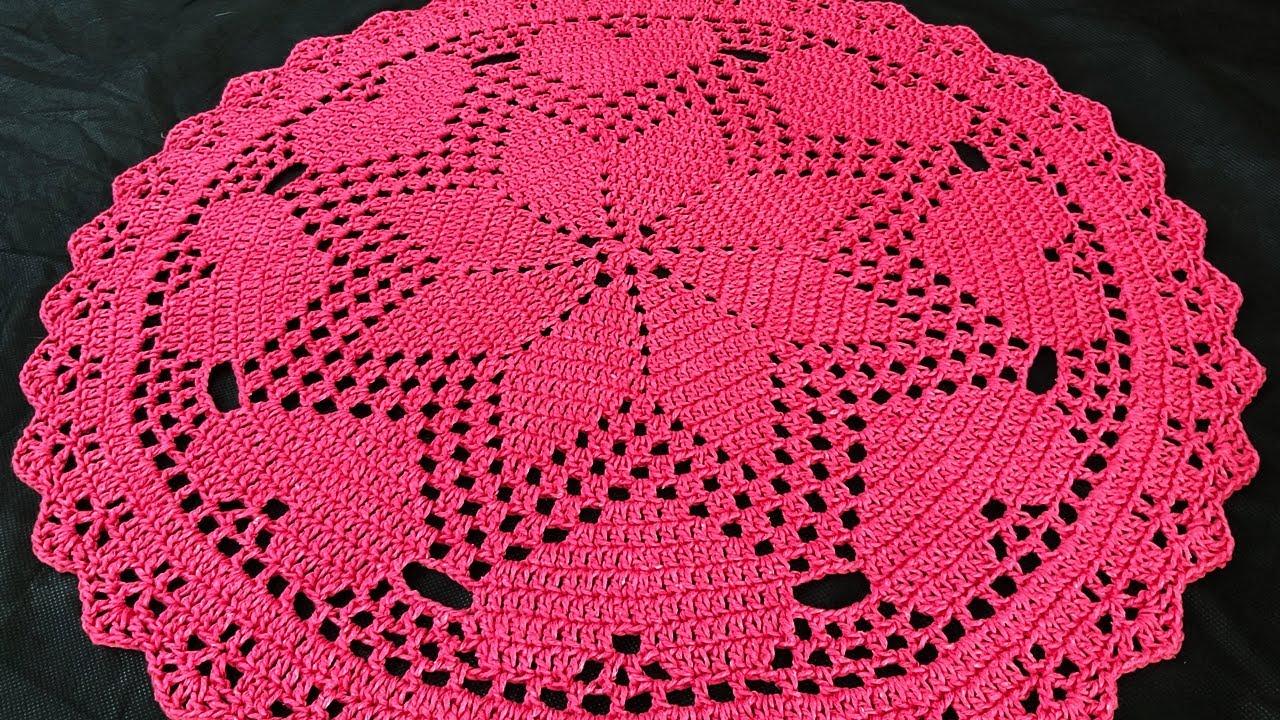TAPETE CIRANDA DE CORAÇÕES VERSÃO 2