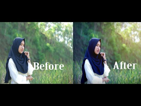 Photoshop - Dramatic Photo Composite Tutorial - PS Touch Tutorial thumbnail
