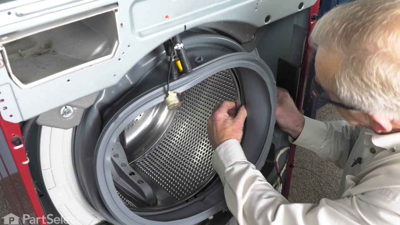 Wm2688hnm Lg Washer Parts Repair Help Partselect