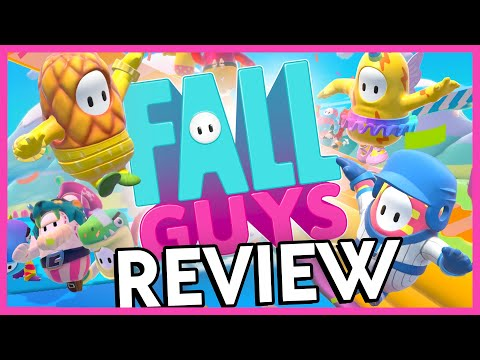 Fall Guys | Test // Review