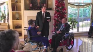Poppy & Nanny - Tickle 70th Wedding Anniversary