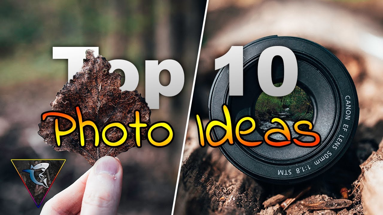 10 Creative Nature Photography Ideas Simple Photo Ideas In 150 Seconds Youtube