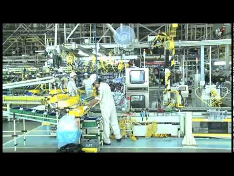 Ford Fiesta Manufacture ขั้นตอนการผลิตรถยนต์ ฟอร์ด เฟียสต้า ที่โรงงานในประเทศไทย