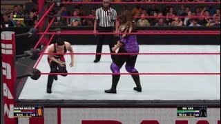 Raw Shayna Bazler Debut vs. Nia Jax