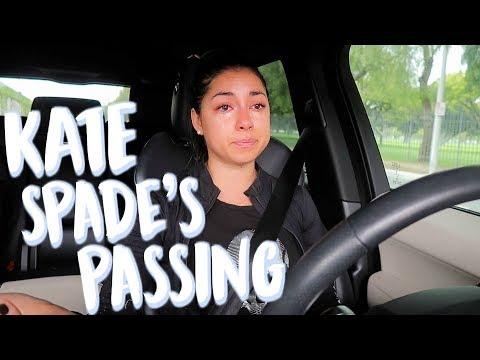 Kate Spade's Passing...   Jeanine Amapola