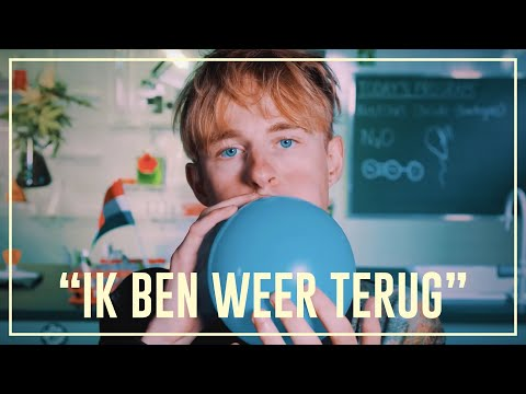 Download Youtube: Rens & Bastiaan fly high on nitrous oxide (N20) | Drugslab