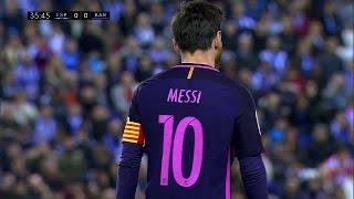 Lionel messi vs espanyol (away) 16-17 hd 1080i by irammessitv