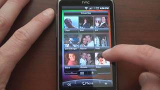 HTC Desire Sense Interface Walkthrough