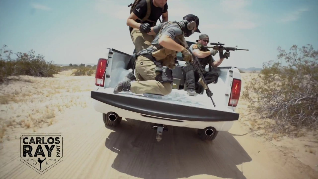 a3dc8bad Tactical Distributors Carlos Ray 2.1 Pant commercial - YouTube
