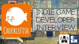 Chucklefish Games (EGX 2018 Interview)