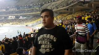 Ultras Malaya | AFF Suzuki Cup 2018 | Group Stages Malaysia vs Laos | Part 1