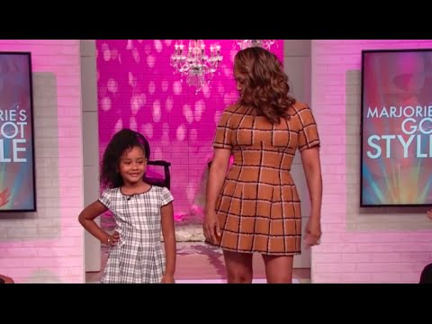 A day with Marjorie Harvey || STEVE HARVEY