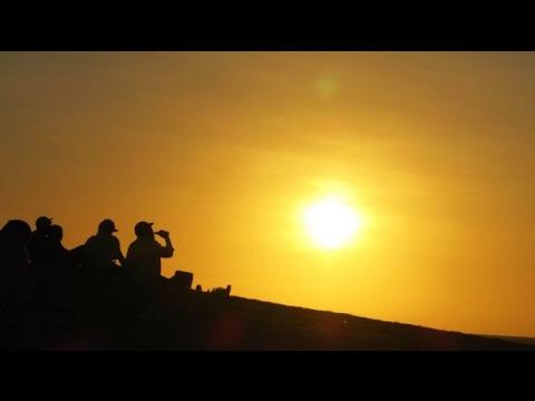 Second Sun Intensifies-Earth