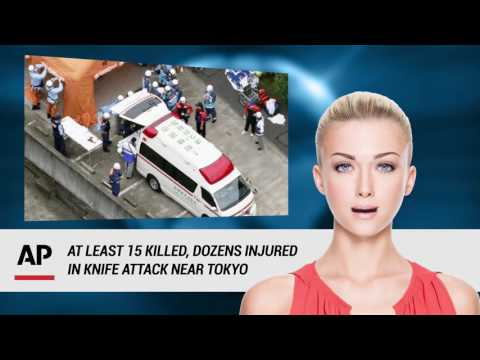 At Least 15 Killed, Dozens Injured in Knife Attack Near Tokyo
