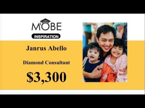 Diamond Consultant & Surgeon, Janrus Abello, Gets $3,300 Commission