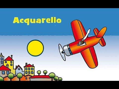 Acquarello - Canzoni per Bambini - Toquinho