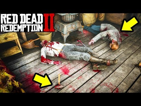 New Secret Mystery in Red Dead Redemption 2!