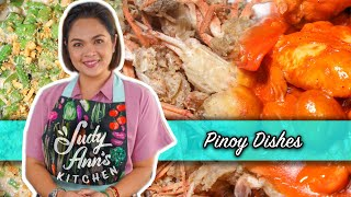 [Judy Ann's Kitchen 18] Ep 6: Pinoy Dishes
