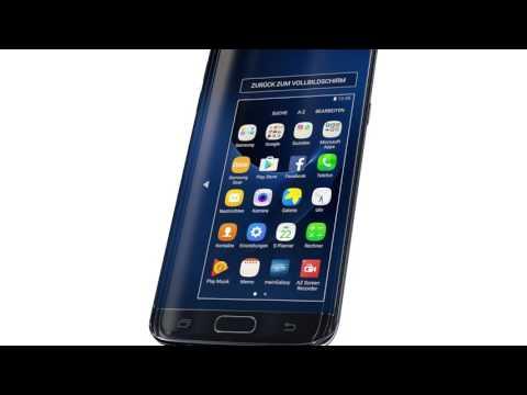 #HowToS7 Samsung Galaxy S7: Einhändiger Betrieb