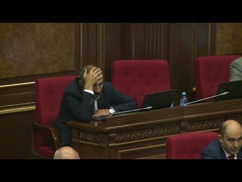 Пашинян: не избран