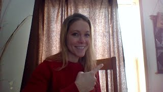 LIVE Chat With Farm Girl During a Snow Storm - And Mail!