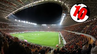 10 najwiĘkszych polskich stadionÓw