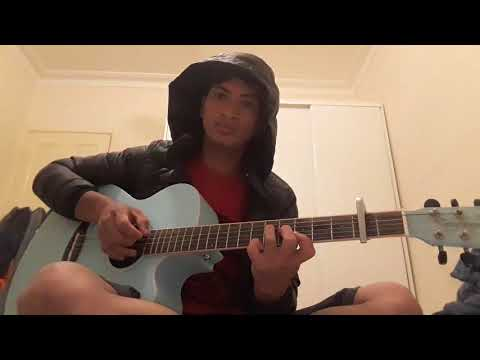 My finger style guitar (ost titian cinta) asfan Shah-sumpah cintaku