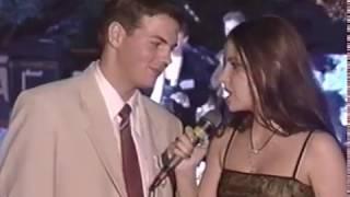 Лиза Олиферова и Кирилл Козеняшев – Бал выпускников 2000