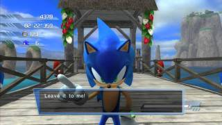 Sonic the Hedgehog (PS3) Sonic Act 1 Wave Ocean Very Hard Mode S-Rank