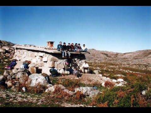 Pincães-Lagoa-Taboucinhas-Lugar da Vila em Cabril, ano 2000