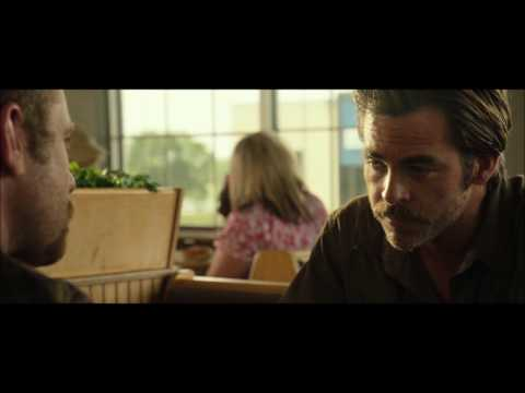 Diner Scene / Bank Robbery | Hell or High Water (2016) | 1080p HD