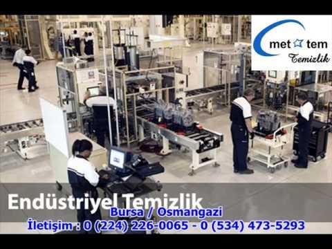 BURSA MET-TEM TEMİZLİK HİZMETLERİ