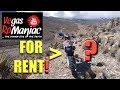 Motorcycle rental in Las Vegas (dirt bike) Offroad best trails