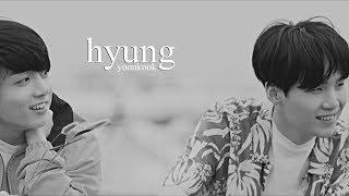 Hyung Yoonkook Pt 1