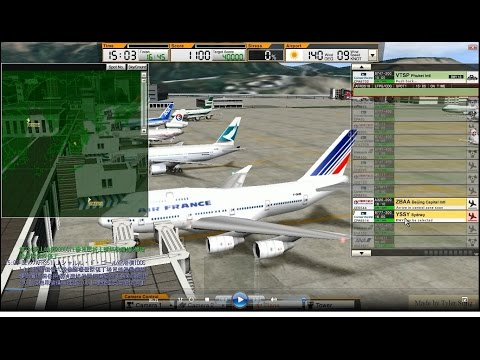ATC 3 custom stages for download - Kai Tak episode 1