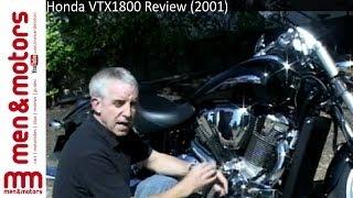 Honda VTX1800 Review (2001)