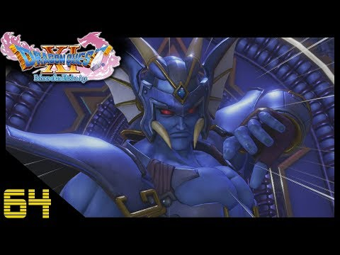 Dragon Quest XI Playthrough Ep 64: Fortress Guardian, Indignus!