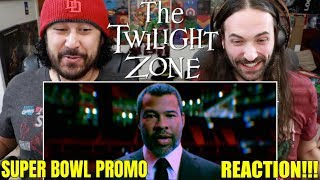 THE TWILIGHT ZONE - Super Bowl Promo | Extended Cut - REACTION!!!