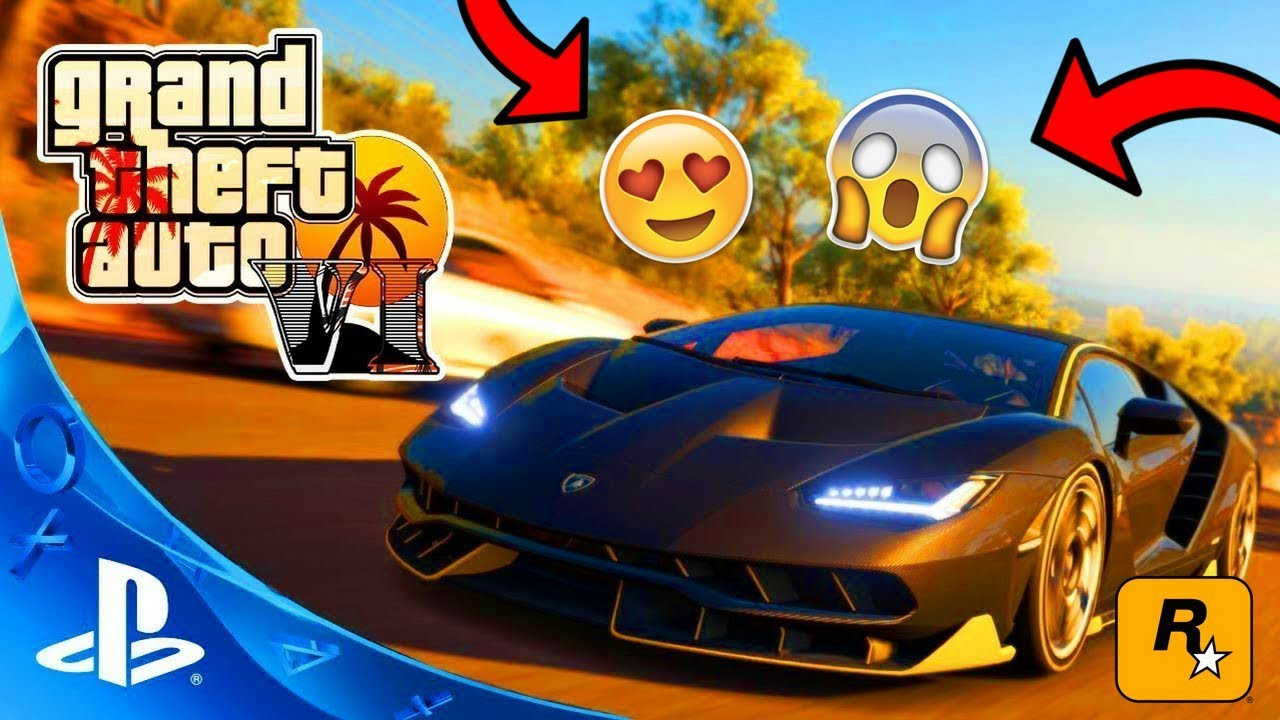 GTA 6 TRAILER OFFICIAL *LEAKED* BY ROCKSTAR GAMES & PLAYSTATION!