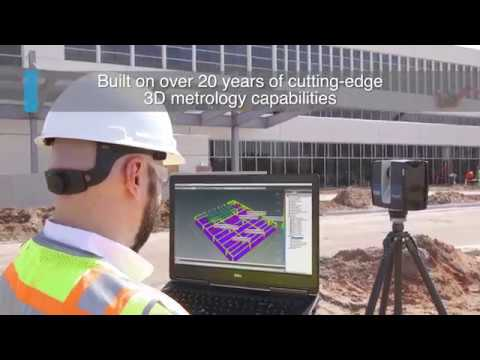 FARO BuildIT Construction | First Fully Integrated, Continuous Construction Verification Software