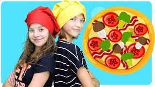 Видео для девочек - Японская кухня - Готовим вместе