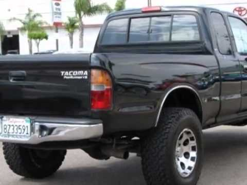 2000 Toyota Tacoma XtraCab PreRunner V6 Auto Truck   San Diego, CA