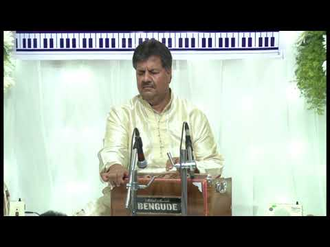 International Keyboard Festival Pune 2017 Solo Harmonium by Dr Dinkar Sharma