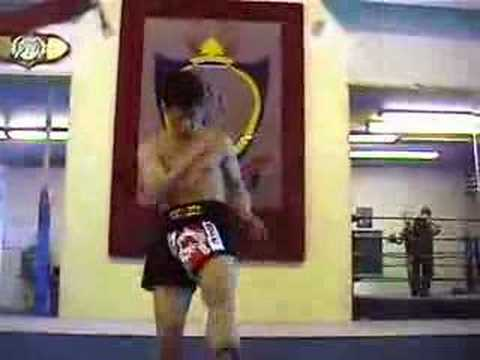 ^® Watch Full Muay Thai Master Saekson - 4 DVD Set