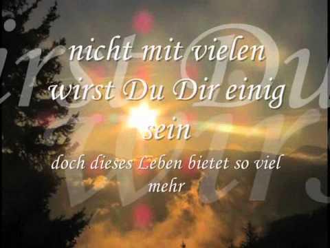 Xavier Naidoo - Dieser Weg Mit Lyrics (voice By Deejay Nessy)