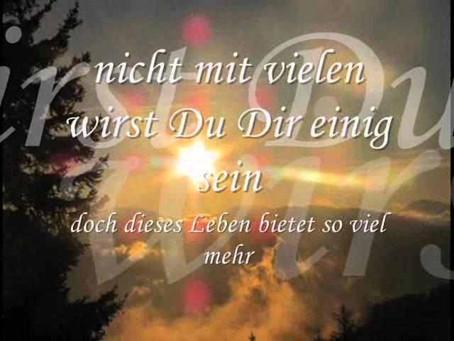 Spandeutsch #002 aprender cantando:  Dieser Weg, Xavier Naidoo
