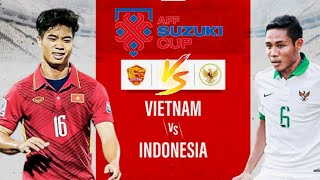 Cuplikan Gol - Gol Indonesia Vs Vietnam Tadi Malam