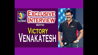Venkatesh Exclusive Interview   Real Talk with Swapna   Tollywood TV Telugu