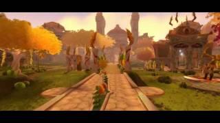 World of Warcraft Brasil - Blood Elf Intro - Dublado PT-BR