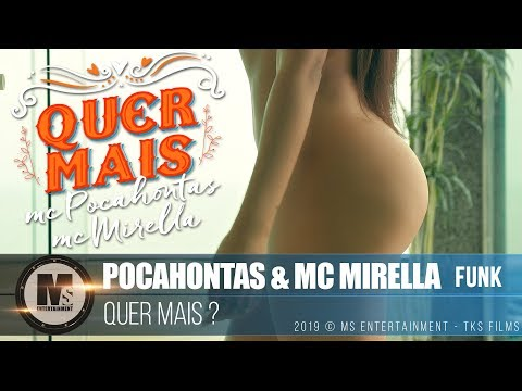 Mc Pocahontas \u0026 Mc Mirella - Quer Mais (Official Music Video 4K)